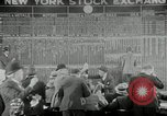 Image of Great Depression and FDR United States USA, 1933, second 28 stock footage video 65675063342