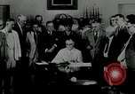 Image of Social security Act and labor legislation United States USA, 1935, second 38 stock footage video 65675063343