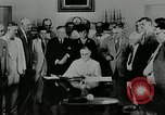 Image of Social security Act and labor legislation United States USA, 1935, second 42 stock footage video 65675063343