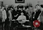 Image of Social security Act and labor legislation United States USA, 1935, second 43 stock footage video 65675063343