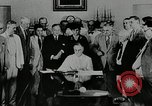 Image of Social security Act and labor legislation United States USA, 1935, second 44 stock footage video 65675063343