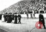 Image of Olympic games Paris France, 1900, second 1 stock footage video 65675063349