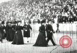 Image of Olympic games Paris France, 1900, second 5 stock footage video 65675063349