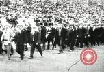 Image of Olympic events including tug-of-war and hurdling Paris France, 1900, second 8 stock footage video 65675063350