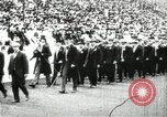 Image of Olympic events including tug-of-war and hurdling Paris France, 1900, second 9 stock footage video 65675063350