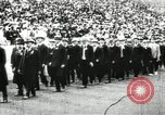 Image of Olympic events including tug-of-war and hurdling Paris France, 1900, second 11 stock footage video 65675063350