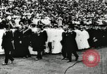 Image of Olympic events including tug-of-war and hurdling Paris France, 1900, second 19 stock footage video 65675063350