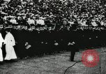 Image of Olympic events including tug-of-war and hurdling Paris France, 1900, second 24 stock footage video 65675063350