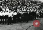 Image of Olympic events including tug-of-war and hurdling Paris France, 1900, second 27 stock footage video 65675063350
