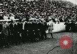 Image of Olympic events including tug-of-war and hurdling Paris France, 1900, second 30 stock footage video 65675063350
