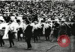 Image of Olympic events including tug-of-war and hurdling Paris France, 1900, second 31 stock footage video 65675063350