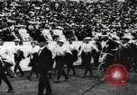 Image of Olympic events including tug-of-war and hurdling Paris France, 1900, second 32 stock footage video 65675063350