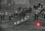 Image of Olympic events including tug-of-war and hurdling Paris France, 1900, second 33 stock footage video 65675063350