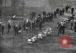 Image of Olympic events including tug-of-war and hurdling Paris France, 1900, second 34 stock footage video 65675063350