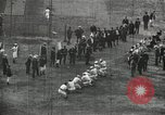 Image of Olympic events including tug-of-war and hurdling Paris France, 1900, second 36 stock footage video 65675063350