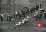 Image of Olympic events including tug-of-war and hurdling Paris France, 1900, second 38 stock footage video 65675063350