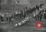 Image of Olympic events including tug-of-war and hurdling Paris France, 1900, second 39 stock footage video 65675063350