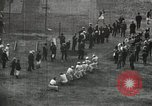 Image of Olympic events including tug-of-war and hurdling Paris France, 1900, second 42 stock footage video 65675063350