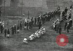 Image of Olympic events including tug-of-war and hurdling Paris France, 1900, second 43 stock footage video 65675063350