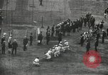 Image of Olympic events including tug-of-war and hurdling Paris France, 1900, second 45 stock footage video 65675063350
