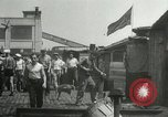 Image of American unemployed workmen New York City USA, 1932, second 18 stock footage video 65675063353