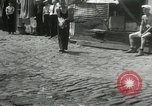 Image of American unemployed workmen New York City USA, 1932, second 29 stock footage video 65675063353