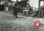 Image of American unemployed workmen New York City USA, 1932, second 31 stock footage video 65675063353