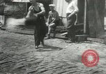 Image of American unemployed workmen New York City USA, 1932, second 33 stock footage video 65675063353
