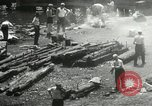 Image of American unemployed workmen New York City USA, 1932, second 39 stock footage video 65675063353
