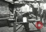 Image of American unemployed workmen New York City USA, 1932, second 43 stock footage video 65675063353