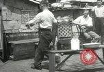 Image of American unemployed workmen New York City USA, 1932, second 44 stock footage video 65675063353