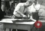 Image of American unemployed workmen New York City USA, 1932, second 51 stock footage video 65675063353