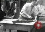 Image of American unemployed workmen New York City USA, 1932, second 53 stock footage video 65675063353