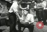 Image of American unemployed workmen New York City USA, 1932, second 56 stock footage video 65675063353