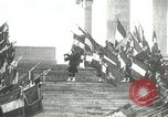 Image of ceremonies at Cenotaph Thiepval France, 1932, second 13 stock footage video 65675063354