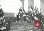 Image of ceremonies at Cenotaph Thiepval France, 1932, second 14 stock footage video 65675063354