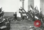 Image of ceremonies at Cenotaph Thiepval France, 1932, second 16 stock footage video 65675063354