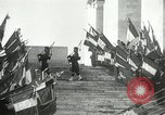 Image of ceremonies at Cenotaph Thiepval France, 1932, second 18 stock footage video 65675063354