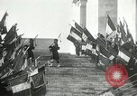 Image of ceremonies at Cenotaph Thiepval France, 1932, second 20 stock footage video 65675063354