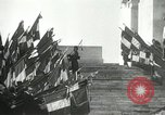 Image of ceremonies at Cenotaph Thiepval France, 1932, second 25 stock footage video 65675063354