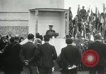 Image of ceremonies at Cenotaph Thiepval France, 1932, second 32 stock footage video 65675063354