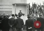 Image of ceremonies at Cenotaph Thiepval France, 1932, second 33 stock footage video 65675063354