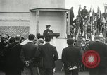 Image of ceremonies at Cenotaph Thiepval France, 1932, second 34 stock footage video 65675063354