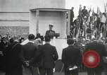Image of ceremonies at Cenotaph Thiepval France, 1932, second 35 stock footage video 65675063354
