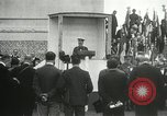 Image of ceremonies at Cenotaph Thiepval France, 1932, second 40 stock footage video 65675063354