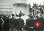 Image of ceremonies at Cenotaph Thiepval France, 1932, second 53 stock footage video 65675063354