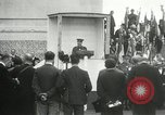Image of ceremonies at Cenotaph Thiepval France, 1932, second 59 stock footage video 65675063354