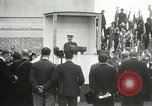 Image of ceremonies at Cenotaph Thiepval France, 1932, second 60 stock footage video 65675063354