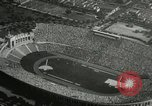 Image of 1932 Olympic games Los Angeles California USA, 1932, second 10 stock footage video 65675063355