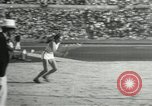 Image of 1932 Olympic games Los Angeles California USA, 1932, second 49 stock footage video 65675063355